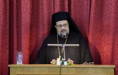 Μεσσηνίας: «Η ορθόδοξη πίστη είναι συνδεδεμένη με την κληρονομιά, την ιστορία και την εθνική μας αξιοπρέπεια»