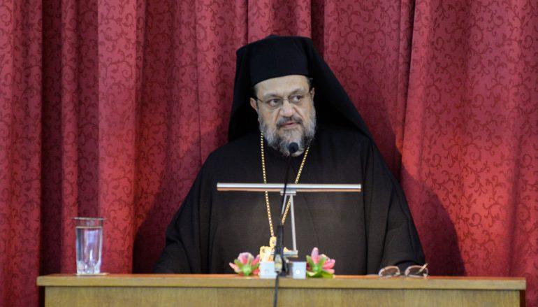 """Μεσσηνίας: """"Η ορθόδοξη πίστη είναι συνδεδεμένη με την κληρονομιά, την ιστορία και την εθνική μας αξιοπρέπεια"""""""