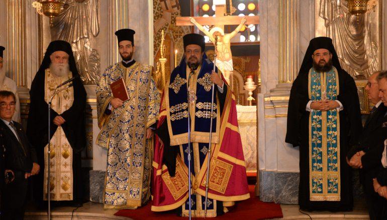 """Μεσσηνίας: """"Κάποιοι καλλιεργούν την αποξένωση της Εκκλησίας από την συνείδηση του λαού"""" (ΦΩΤΟ – ΒΙΝΤΕΟ)"""