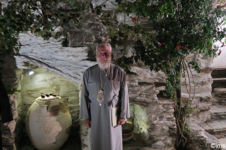 Ποιμαντική επίσκεψη του Μητροπολίτη Σύρου στην Κέα (ΦΩΤΟ)