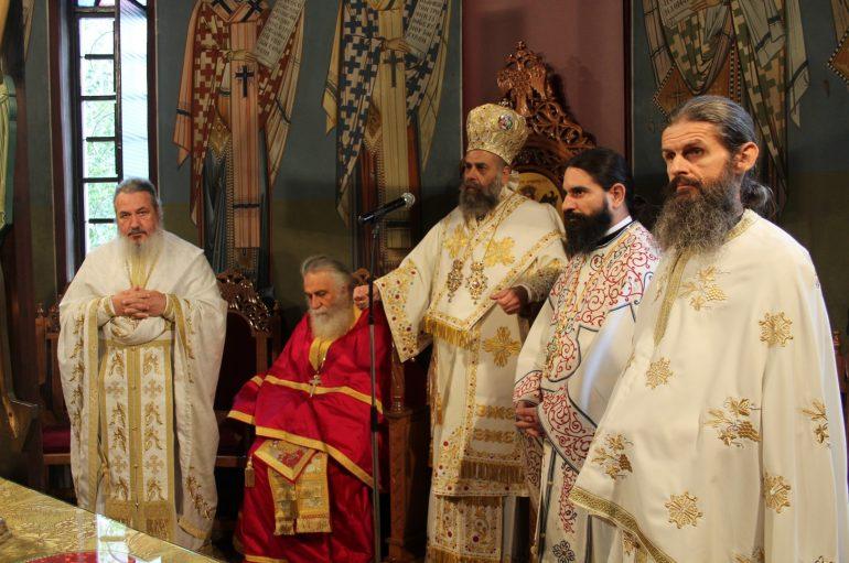 Η Κάρα του Αγίου Νικολάου του εν Βουνένοις στην Καρδίτσα (ΦΩΤΟ)