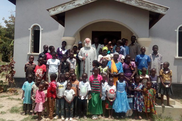 Ο Πατριάρχης Αλεξανδρείας επισκέφθηκε την Ι. Μ. Μουάνζας (ΦΩΤΟ)