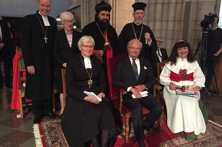 Ο Σουηδίας Κλεόπας στη Σύνοδο της Λουθηρανικής Εκκλησίας (ΦΩΤΟ)