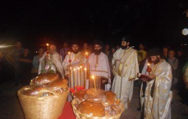 Ιερά Αγρυπνία στο Ιερό Προσκύνημα Αγίου Νικολάου Βουνένων (ΦΩΤΟ)