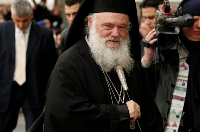 """Αρχιεπίσκοπος Ιερώνυμος: """"Τα σπίτια μας καίγονται και εμείς τραγουδάμε"""""""