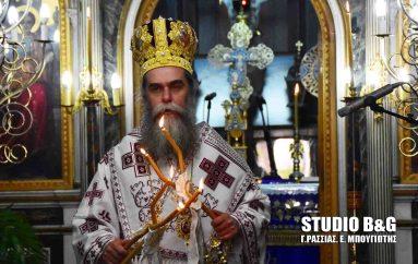 Η πρώτη Θ. Λειτουργία του νέου Μητροπολίτη Άρτης Καλλινίκου (ΦΩΤΟ – ΒΙΝΤΕΟ)