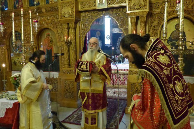 Τον Άγιο Μάρτυρα Λούππο εόρτασε η Ι. Μ. Καστορίας (ΦΩΤΟ)