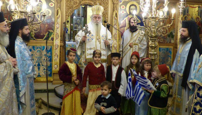 Λαμπρά εορτάστηκε η 28η Οκτωβρίου στην Καστοριά (ΦΩΤΟ)