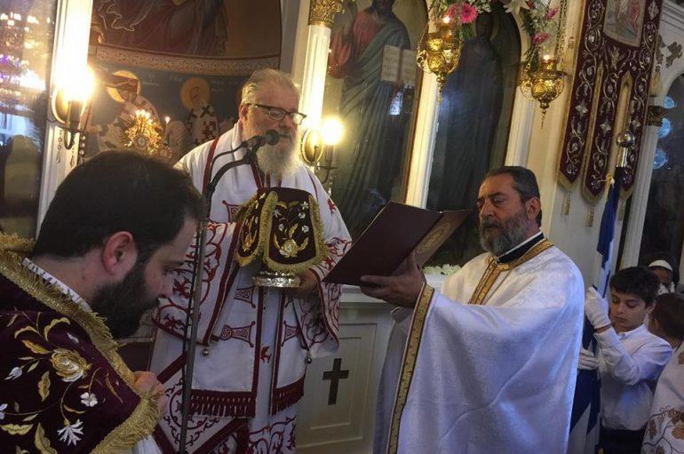 Λαμπρός εορτασμός του Αγίου Λουκά στα Χανιά (ΦΩΤΟ)