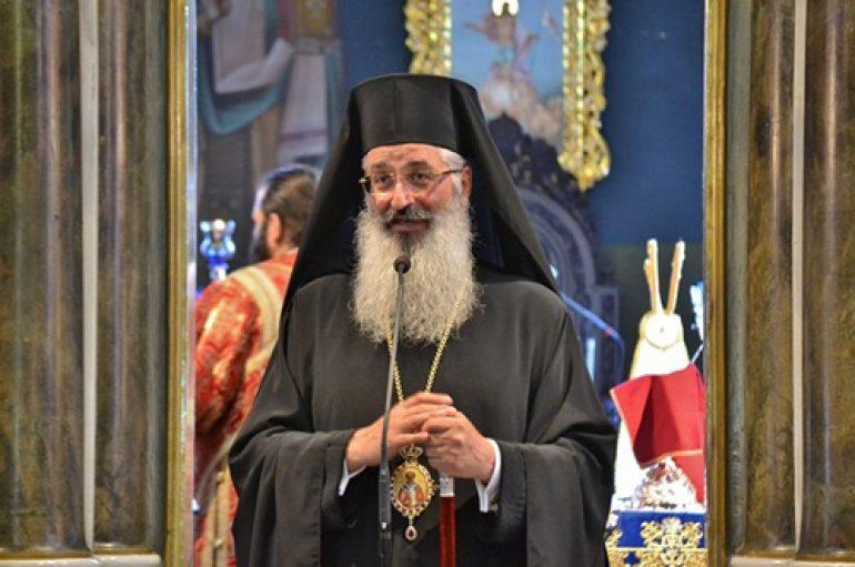 Αλεξανδρουπόλεως Άνθιμος: «Συμφωνώ με τον Ερντογάν για την Λωζάννη»