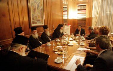 Ο Αρχιεπίσκοπος εμμένει στις θέσεις του για τα Θρησκευτικά (ΦΩΤΟ)