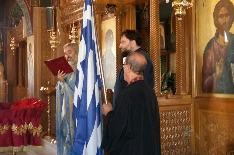 Την σύναξη των Αθηναίων Αγίων εόρτασε ο Ι. Ν. Αγίας Μαρίνης Ηλιουπόλεως (ΦΩΤΟ)