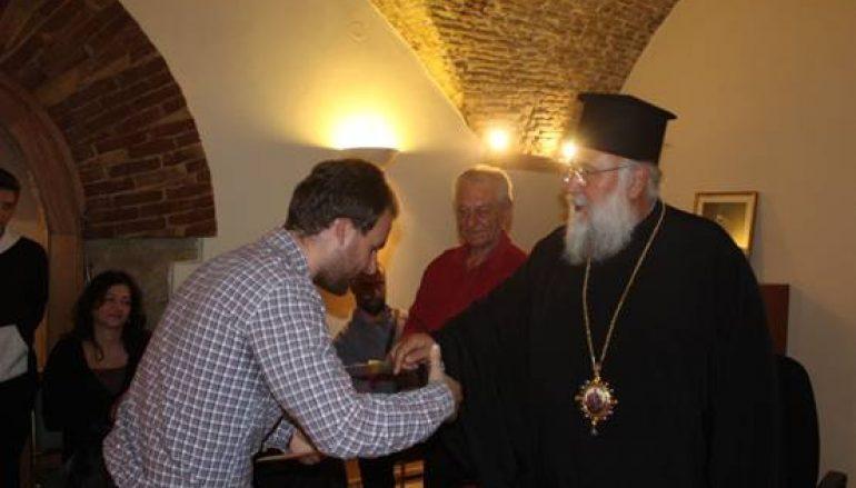 Ο Μητροπολίτης Κερκύρας έδωσε τα πτυχία στους μαθητές της Σχολής Εκκλησιαστικής Μουσικής (ΦΩΤΟ)