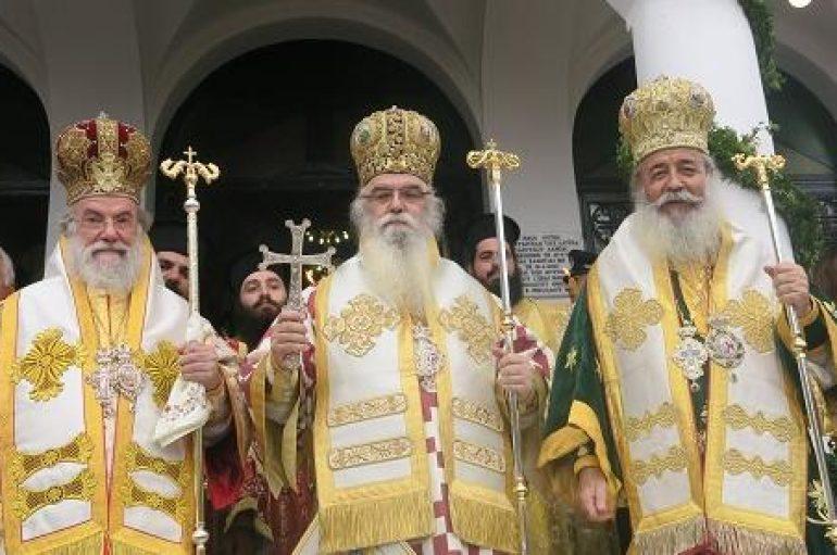 Λαμπρός ο εορτασμός του Πολιούχου Λαμίας Αγίου Λουκά (ΦΩΤΟ)