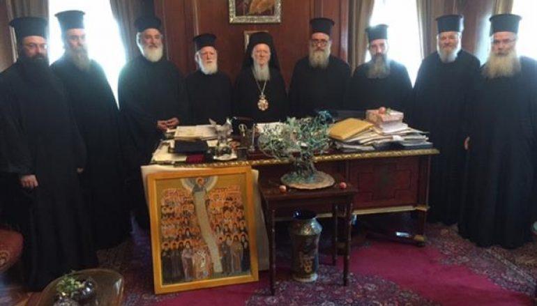 Στα 25 χρόνια του Οικ. Πατριάρχη η Ιερά Σύνοδος Κρήτης
