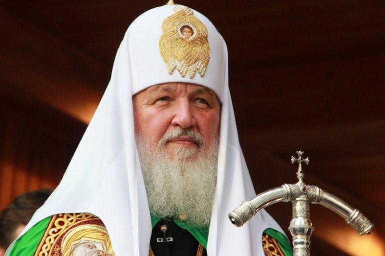 Στη Βασίλισσα Ελισάβετ ο Πατριάρχης Μόσχας Κύριλλος