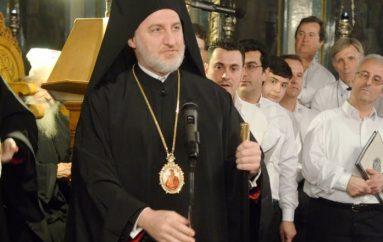 Μητροπολίτης Προύσης: «Το Πατριαρχείο δεν εμπλέκεται σε πολιτικές διαφορές»
