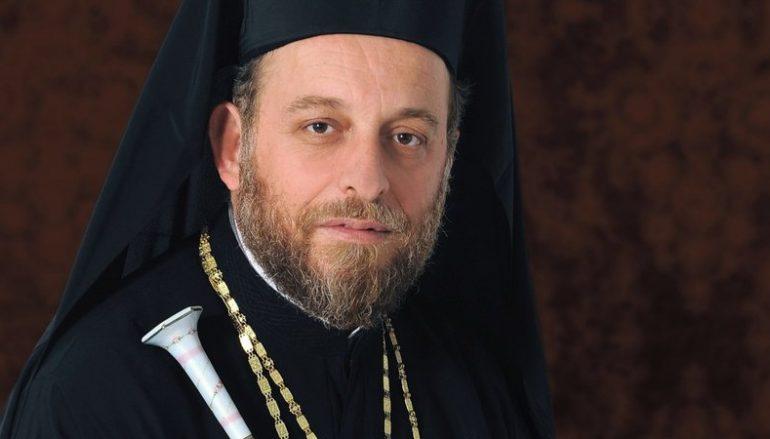 Στο πλευρό της Εκκλησίας της Ελλάδος ο Μητροπολίτης Ρόδου