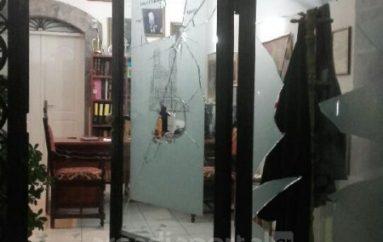 Βανδαλισμός στα γραφεία του Μητροπολιτικού Ι. Ναού Τρίπολης (ΦΩΤΟ)