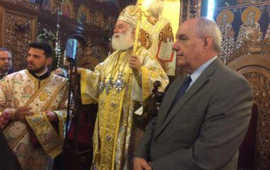 Ο ΥΦ. Εξωτερικών κ. Κουίκ στον Πατριάρχη Αλεξανδρείας (ΦΩΤΟ)