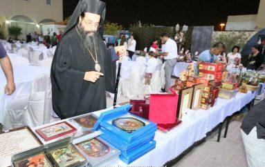Χριστουγεννιάτικη εκδήλωση στο Qatar (ΦΩΤΟ)