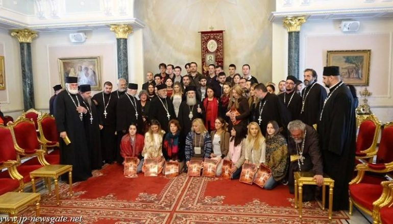 Μουσική εκδήλωση στο Πατριαρχείο Ιεροσολύμων (ΦΩΤΟ-ΒΙΝΤΕΟ)