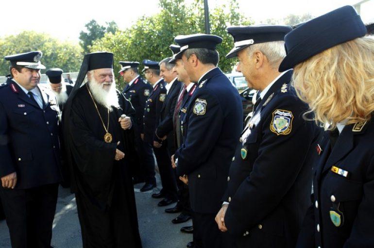 Αρχιεπίσκοπος: «Να αξιοποιούμε τα χαρίσματά μας για το κοινό καλό» (ΦΩΤΟ)