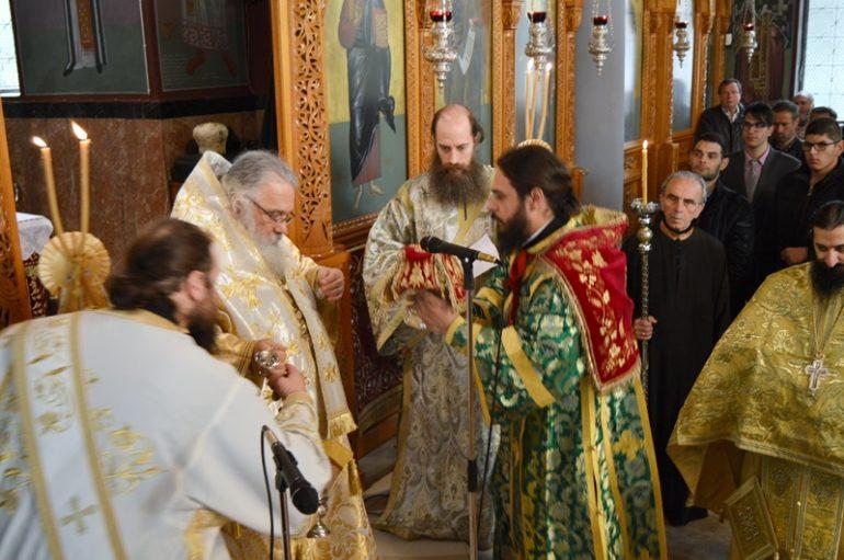 Η εορτή του Αγίου Νεκταρίου στην Έδεσσα (ΦΩΤΟ)