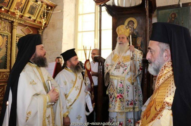Η εορτή του Αγίου Δημητρίου στην Ραφίδια της Σαμαρείας (ΦΩΤΟ-ΒΙΝΤΕΟ)