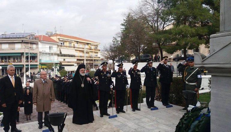 Η ημέρα των Ενόπλων Δυνάμεων στην Ι. Μ. Διδυμοτείχου (ΦΩΤΟ)