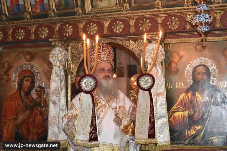 Η εορτή της Ανακομιδή των Λειψάνων του Αγ. Γεωργίου στο Πατριαρχείο Ιεροσολύμων (ΦΩΤΟ-ΒΙΝΤΕΟ)