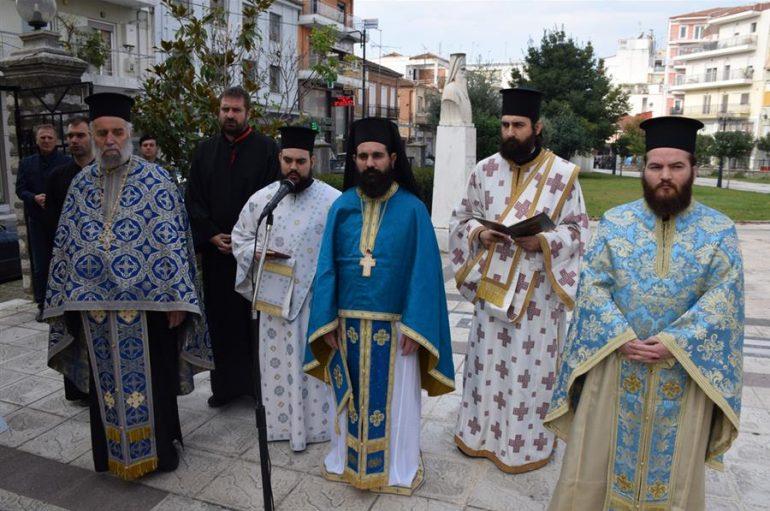 Η εορτή των Εισοδίων της Θεοτόκου στην Ι. Μ. Θεσσαλιώτιδος (ΦΩΤΟ)