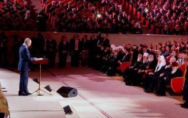 Συνάντηση του Πατριάρχη Αλεξανδρείας με τον Πρόεδρο Πούτιν (ΦΩΤΟ)