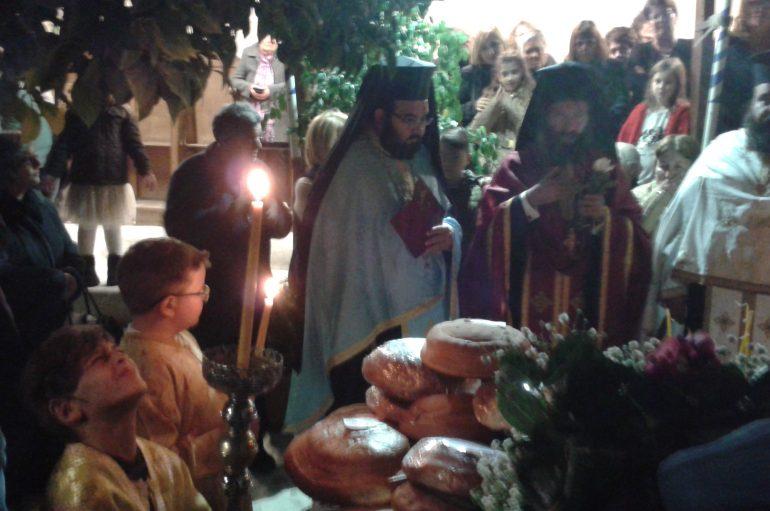 Η εορτή των Εισοδίων της Θεοτόκου στα Πεζά Πεδιάδος (ΦΩΤΟ)