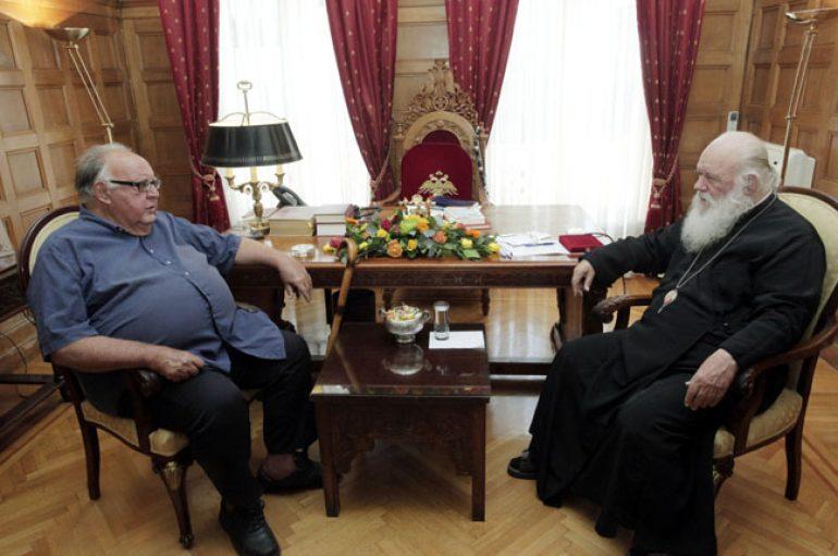 Συναντήσεις Αρχιεπισκόπου (ΦΩΤΟ)