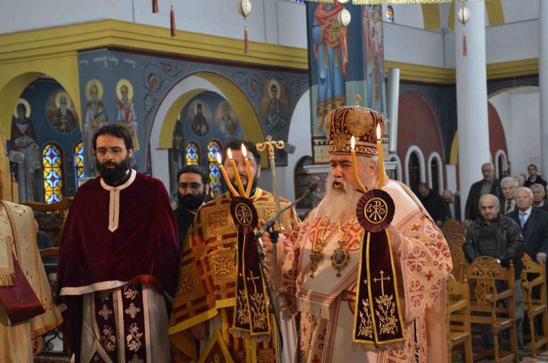 Η εορτή του Αγ. Ιωάννη του Χρυσοστόμου στην Ι. Μ. Νεαπόλεως (ΦΩΤΟ-ΒΙΝΤΕΟ)