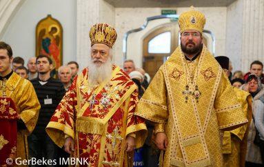 Επίσκεψη του Μητροπολίτη Βεροίας στη Λευκορωσία (ΦΩΤΟ)