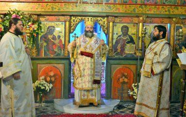 Η εορτή της Ανακομιδής των Λειψάνων του Αγ. Γεωργίου στην Ι. Μ. Λαγκαδά (ΦΩΤΟ)