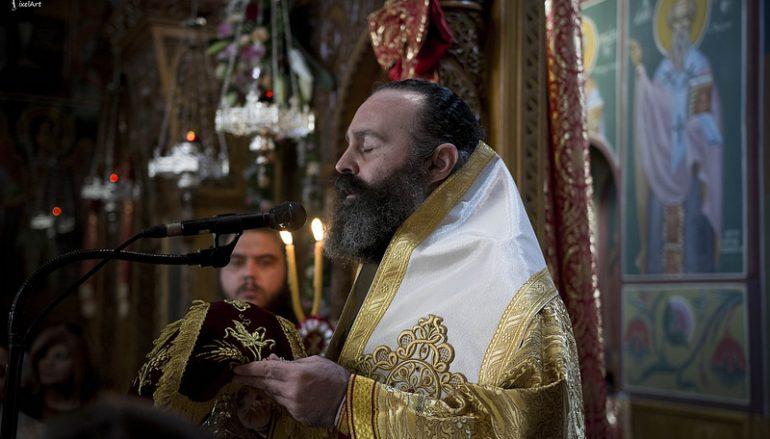 Η εορτή του Αγίου Νεκταρίου στα Χανιά (ΦΩΤΟ)