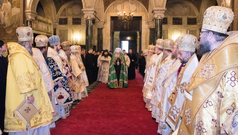 Η Τίμια Κάρα του Αγίου Κλήμεντος Αχριδών στη Σόφια (ΦΩΤΟ)