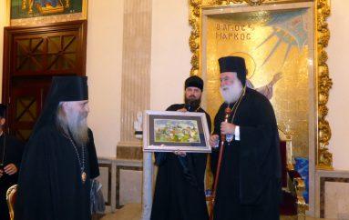 Επίσκεψη Ρώσων Μοναχών στο Πατριαρχείο Αλεξανδρείας (ΦΩΤΟ)