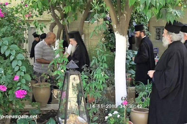 Οι εποικιστές του Αγ. Ιωάννη παραβίασαν εκ νέου το Προσκυνηματικό Καθεστώς (ΦΩΤΟ)