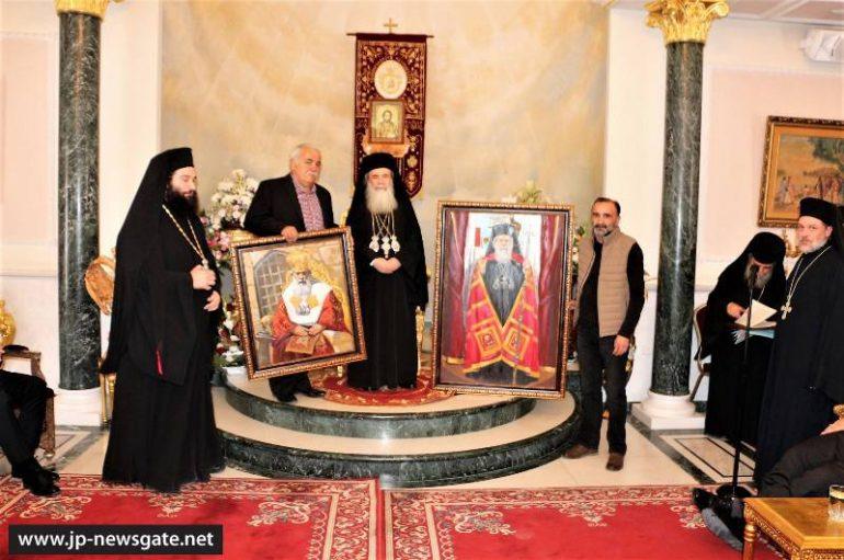Η 11η επέτειος της Ενθρονίσεως του Πατριάρχη Ιεροσολύμων (ΦΩΤΟ-ΒΙΝΤΕΟ)