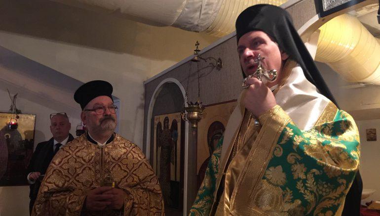 Η εορτή των Εισοδίων της Θεοτόκου στο Borås της Σουηδίας (ΦΩΤΟ)