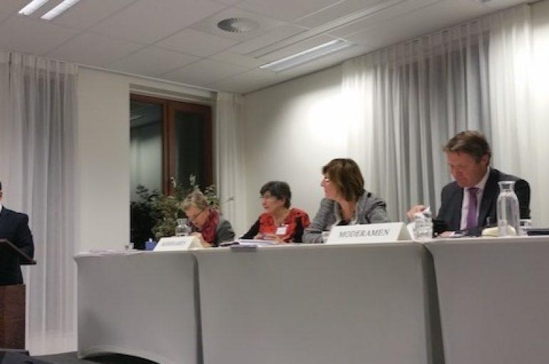Η «Αποστολή» στην Ολλανδία για συνεργασία με τη Προτεσταντική Εκκλησία (ΦΩΤΟ)