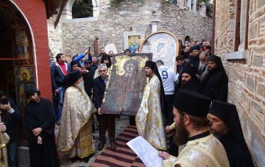 Λαμπρός ο εορτασμός της Ι.Μ. Δοχειαρίου Αγίου Όρους (ΦΩΤΟ)