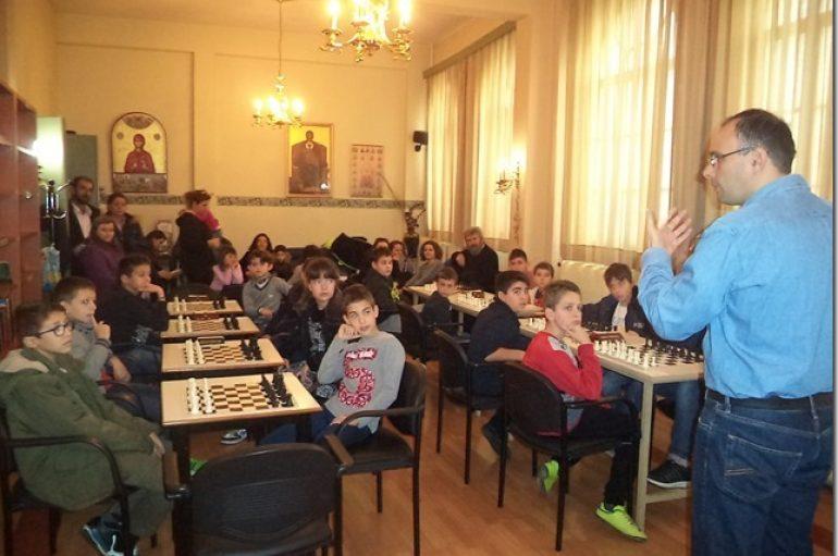 3ο Διενοριακό πρωτάθλημα σκάκι στην Ι. Μ. Κίτρους (ΦΩΤΟ)