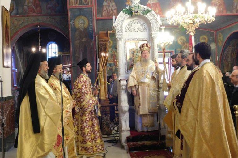Η εορτή των Αγίων Αναργύρων στον ομώνυμο Δήμο της Αττικής (ΦΩΤΟ)