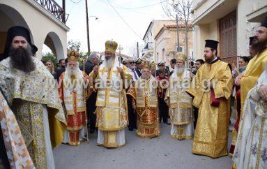 Η Αίγινα τίμησε τον Προστάτη της Άγιο Νεκτάριο (ΦΩΤΟ)