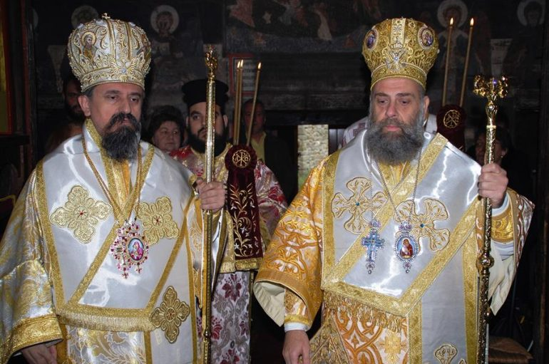 Εορτή Οσίου Στυλιανού στην Ιερά Μονή Αγίας Τριάδος Σάικας (ΦΩΤΟ)